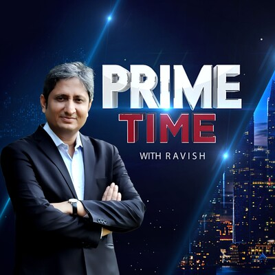 Prime Time with Ravish